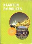 Anwb Redactie - Kaarten en Routes  25 Ideeen voor een [lang] Weekend in binnen of buitenland