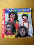 Oerlemans, Tineke & Lanen, Ria van - Schminken kan iedereen