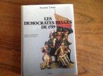 TASSIER, Suzanne - :LES DEMOCRATES BELGES DE 1789