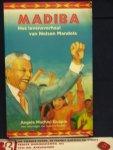 Machiel Guepin, Angela - Madiba; Het levensverhaal van Nelson Mandela / het levensverhaal van Nelson Mandela