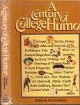 Carlinsky Dan - A Century of College Humor: Cartoons, stories, poems, jokes and assorted