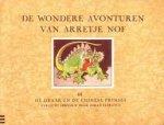 Fabricius, Johan - De wondere avonturen van Arretje Nof III. De draak en de Chinese prinses. Verlucht sprookje door Johan Fabricius