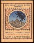 Horst-van Doorn, Gerda C. van der - Een Hollandsch gezin in Indië (Jeugdboek 12 jaar en ouder)