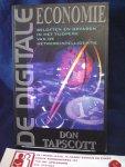 Tapscott, Don - De digitale economie / beloften en gevaren in het tijdperk van de netwerkintelligentie