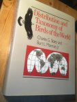 Sibley and Monroe - Distribution and Taxonomy of Birds of the World