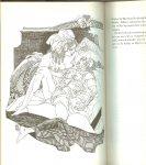 Balzac Honore de  Omslagontwerp  Charles Burki  en Illustraties van Will Berg - Vrijmoedige verhalen ..   Een klassiek erotisch meesterwerk.