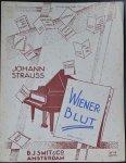 Strauss, Johan ( bandontwerp: Jac da Costa) - Wiener - Blut