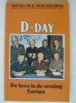 R.W. Thompson - D-day de bres in de vesting Europa