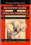 Despard Estes, Richard (ds1229) - The Behavior Guide to African Mammals
