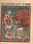 Diverse auteurs - Muziekkrant Oor 1974 nr. 21, Leonard Cohen ( 2 p. ), Buffalo Springfield ( 1 p. ), David Bowie ( advertising At the Tower Philadelphia 1 p. ). Kaz Lux ( 2p. ), Roger McGuinn ( 2 p. + cover ) , goede staat