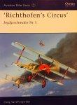 Van Wyngarden, Greg. - Richthofen's Circus. Jagdgeschwader Nr. 1. Aviation Elite Units # 16