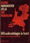 Arthur Steegh - Kleine monumentenatlas van Nederland
