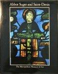 Lieber Gerson, Paula - Abbot Suger and Saint-Denis