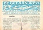 SMN - De Oceaanpost Zomerreizen 1938 JP Coen