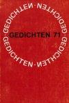Haes, Jos de en Herreweghen, Hubert van (samenstellers) - Gedichten 71: een keuze uit de tijdschriften