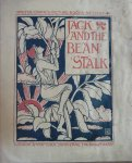 Crane, Walter - Jack & the Bean Stalk Walter Crane's Picture Books Re-Issue