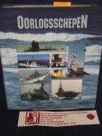 Div. auteurs - Oorlogsschepen