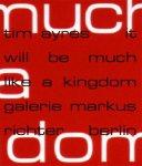 Ayres, Tim ; Rutger Fuchs ; Sabrina van der Ley - Tim Ayres  It will be much like a kingdom