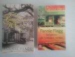 Flagg, Fanny - Fried green tomatoes at the Whistle Stop Cafe / Beignets de tomates vertes