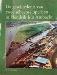 TIDEMAN, B.J. - De geschiedenis van twee scheepssloperijen in Hendrik Ido Ambacht