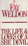 Weldon, Fay - The life & loves of a she devil