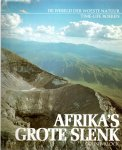 Wilcock, Colin - Afrika's grote slenk