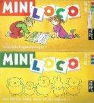 - Mini LOCO basisdoos 12 nrs. + 3 boekjes