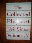 Simon, Neil - The Collected Plays of Neil Simon Volume IV
