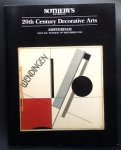 Sotheby's - Sotheby's Sotheby's20th Century Decorative Arts 1990 sale 545