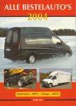 Jol, Kars - Alle Bestelauto's 2004 (Bestelauto's, MPV's, Pickups, 4WD's), 256 pag. paperback, zeer goede staat