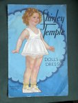 - Shirley Temple Dolls and Dresses Authorized Edition No. 303
