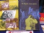 Veldhuizen, G van / Terpstra, P / Reest, R van / Korthuys, P - De dagen onzer jaren : 1952 t/m 1955  / 4 boeken met omslag zie foto's