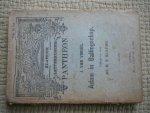 Vondel,J.van - Adam in Ballingschap. Uitgegeven door Dr.E.T.Kuiper. Klassiek letterkundig Pantheon.