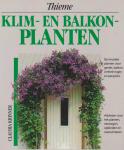 Krinner, C. - Klim- en balkonplanten - Thieme