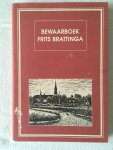 Werkgroep Boek Frits Brattinga - Bewaarboek Frits Brattinga 1946-1996