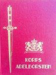 N.N. - Jaarboekje van het Korps Adelborsten 1950.