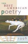 auteur onbekend - The Best American Poetry