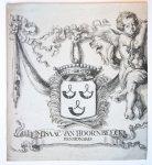 - Wapenkaart/Coat of Arms Hoornbeeck (Van).
