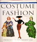 CASSSIN-SCOTTC, JACK - COSTUME  AND FASHION.The Illustrated Encyclopedia of Costume And Fashion / From 1066 to the Present