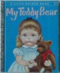 Scarry, Patsy; Illustrator : Wilkin, Eloise - A Little Golden Book. My Teddy Bear