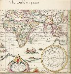 Vrij, Marijke de - The World on Paper - exhibition catalogue of cartographical Material published in Amsterdam during the seventeenth century