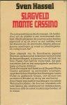 Hassel, Sven - Slagveld Monte Cassino
