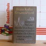 Kafka, Franz - Verzameld werk bevat: het proces, het slot, Amerika, een honger kunstenaar en andere verhalen, de Chinese muur en andere verhalen