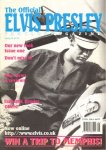 Diverse auteurs - Official Elvis Presley Fanclub Magazine , issue no. 1 Spring 1996 , engelstalig magazine , 51 pag. geniete softcover , goede staat
