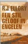 Ellory, Roger Jon - Een stil geloof in engelen