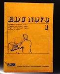 redactie - EDU NOVO 1 Orgelkursus.