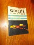 red. - Berlitz Grieks voor op reis.