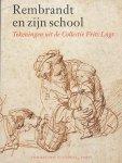 Berge-Gerbaud, Mària van - Rembrandt en zijn school. Tekeningen uit de collectie Frits Lugt.