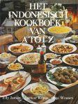 JANSEN, ELLY & SPENCER KOPIJN & INGE WOUTERS - Het Indonesisch Kookboek van A tot Z (o.a. Boemboes, Sambalans, Sambal Gorengs, Soepen, Sajoers, Bebotoks, Boeboers, Kwee kwees)