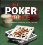 R. Levene - Het pokerboekje